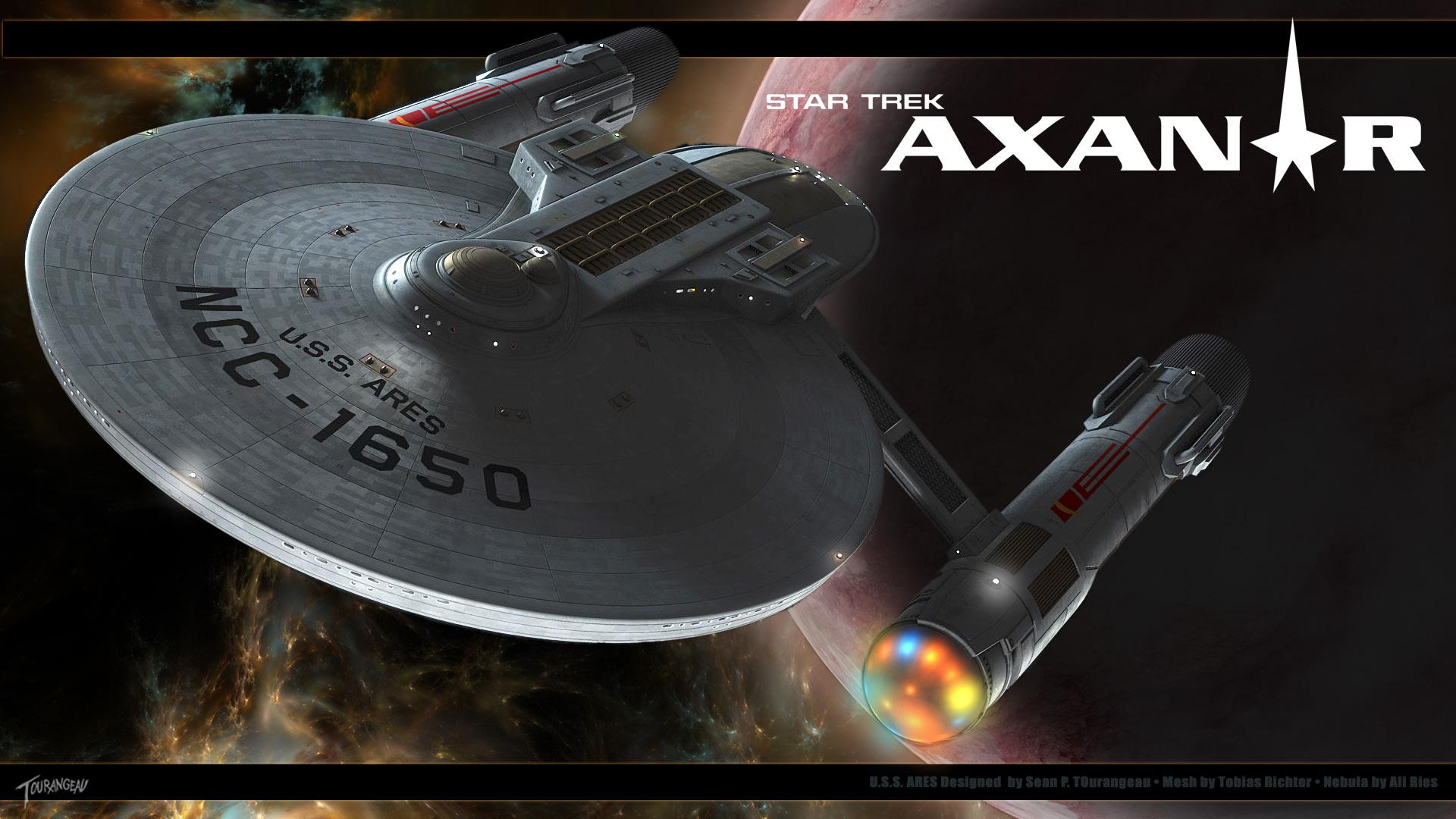 Axanar - USS Ares
