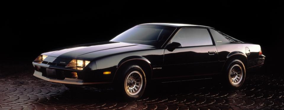 1984 Chevy Camaro
