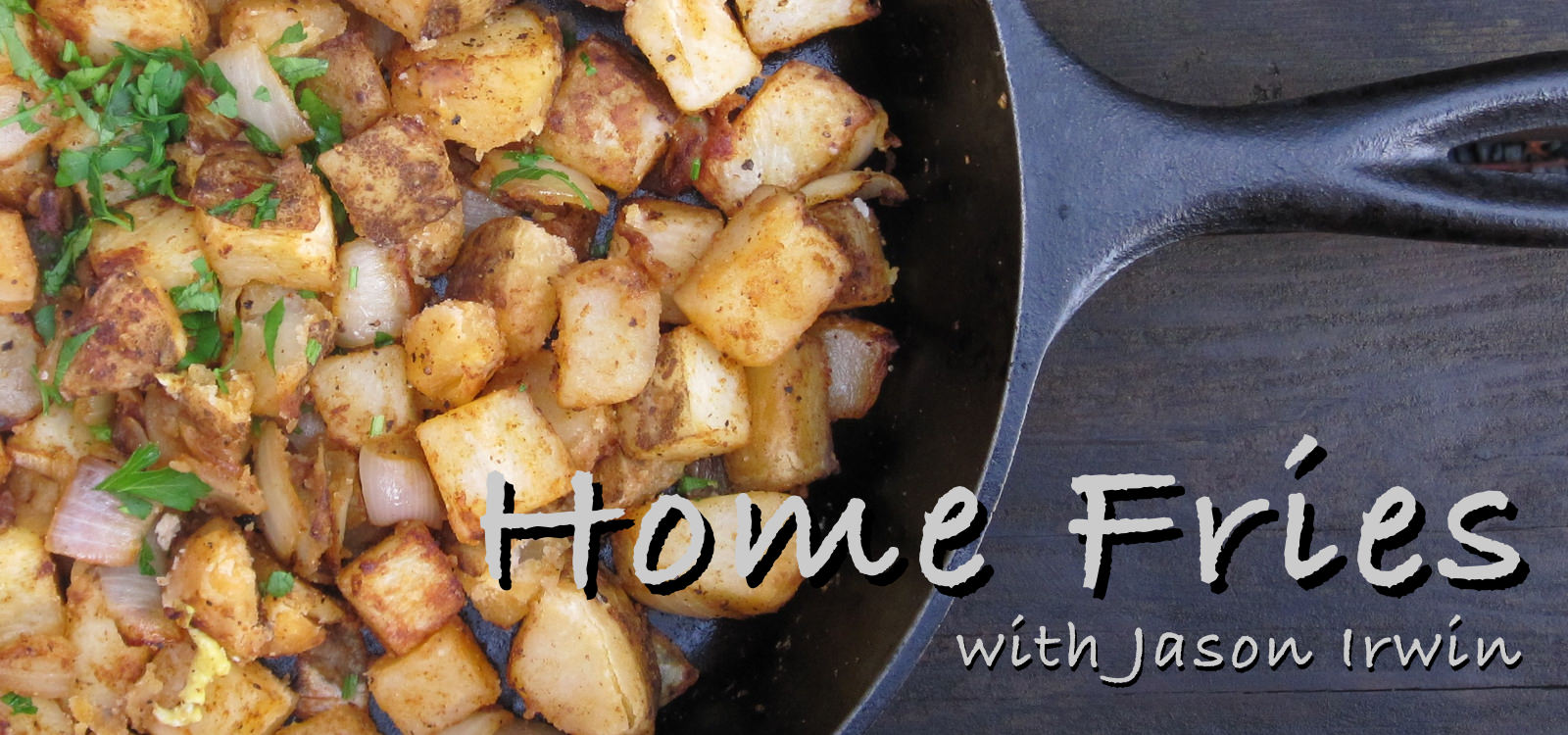 Home Fries Banner (Wide)