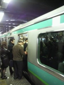 序盤戦 Joban Line (At Capacity)