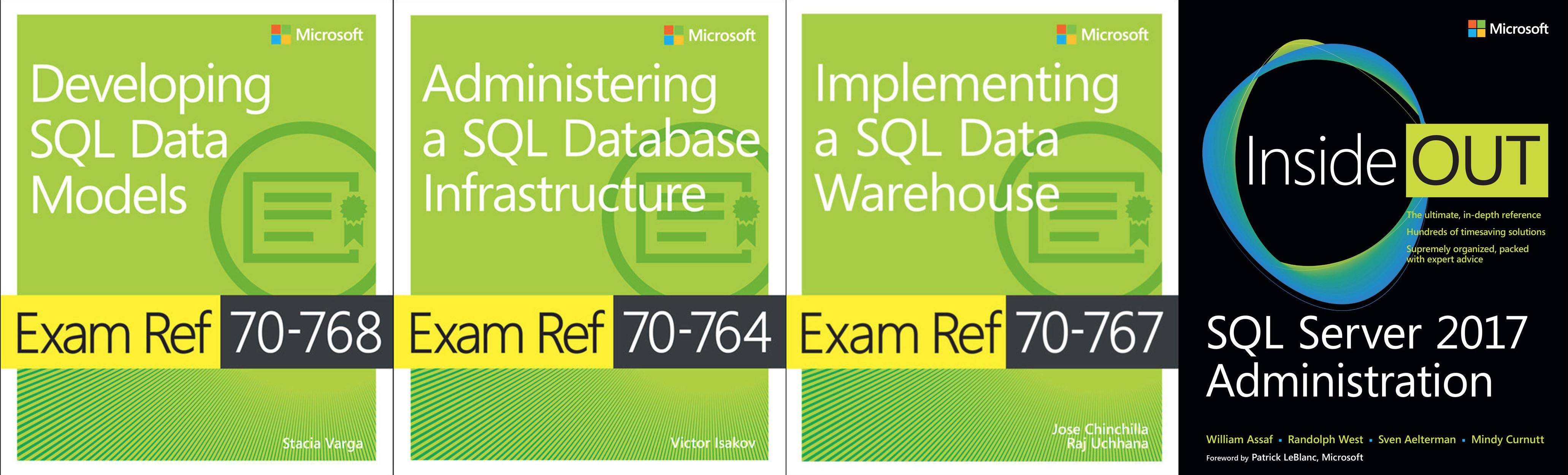 SQL Server Books