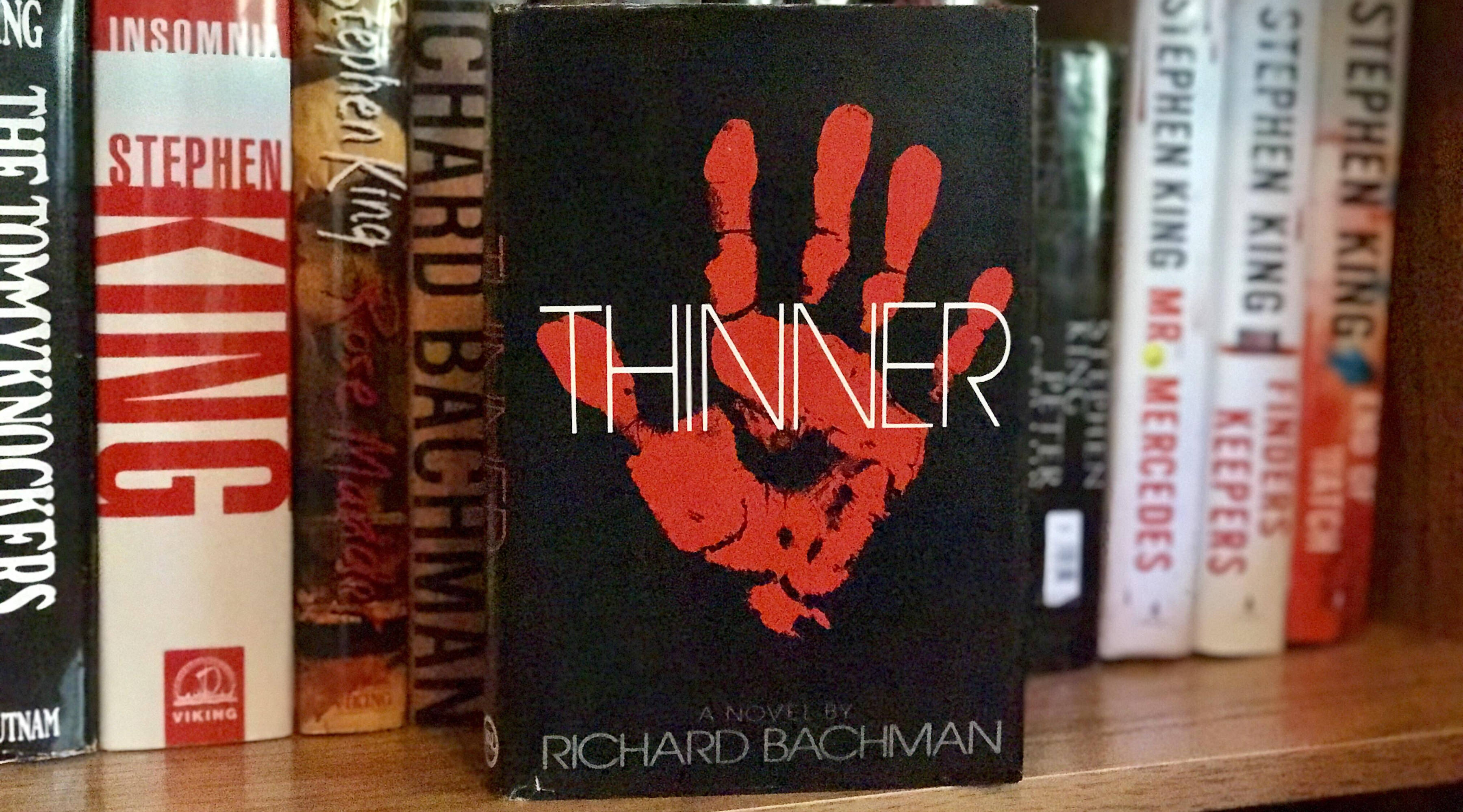 Stephen King — Thinner
