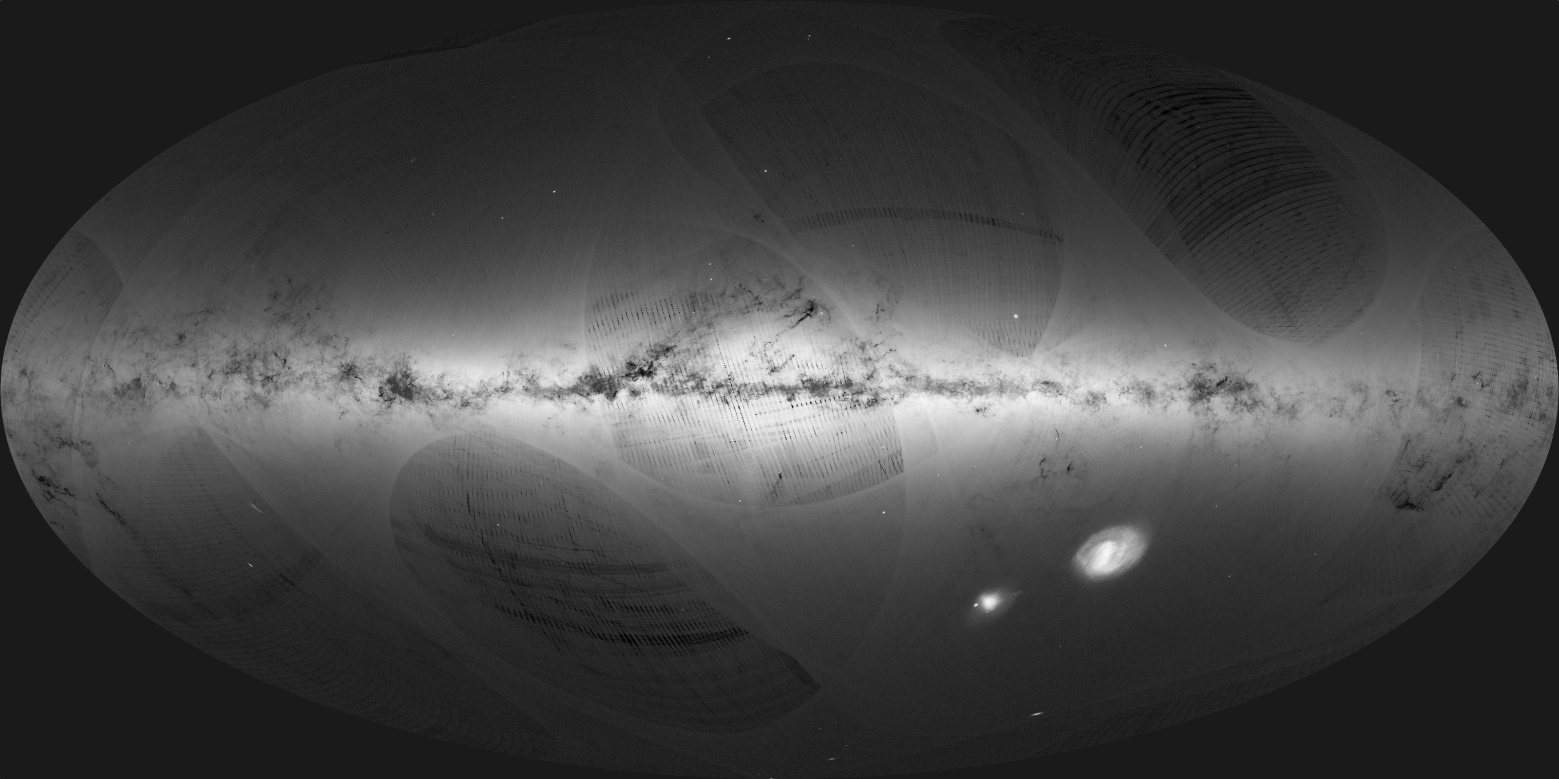 Gaia View of the Milky Way