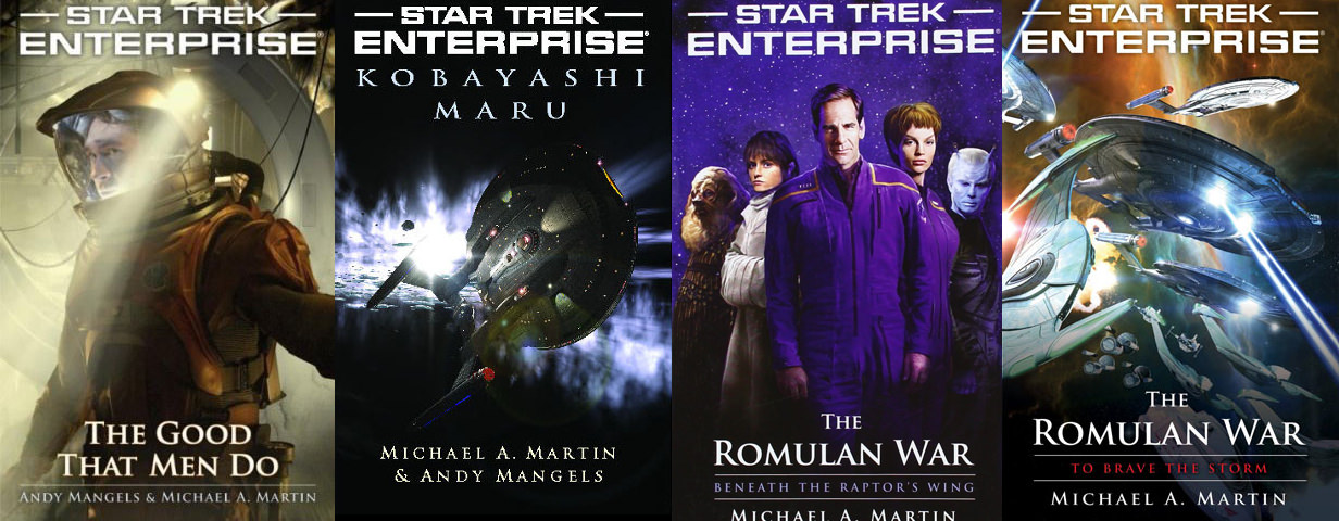 Enterprise - Romulan War