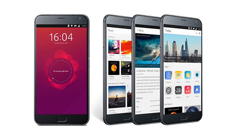 The Meizu Pro 5 — Ubuntu Edition