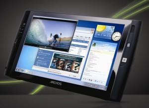 "Archos 9 | A 9"" Resistive Tablet PC"