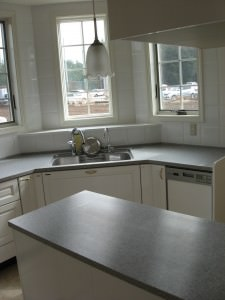Millcreek House | Kitchen (Island & Sink)