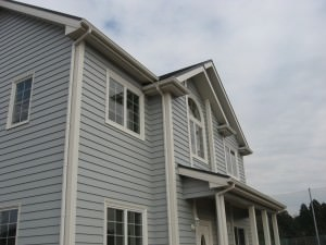 Millcreek House | Exterior (Up Close)