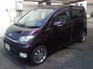 Daihatsu Move -- Passenger Front