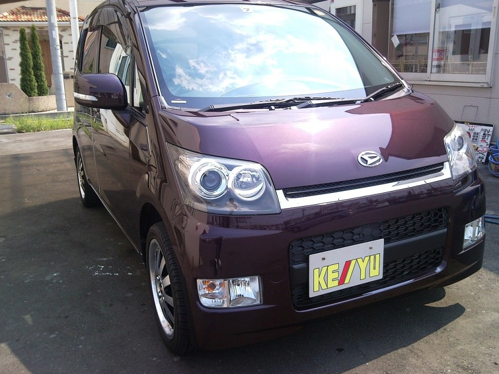 My All New Used Daihatsu Move