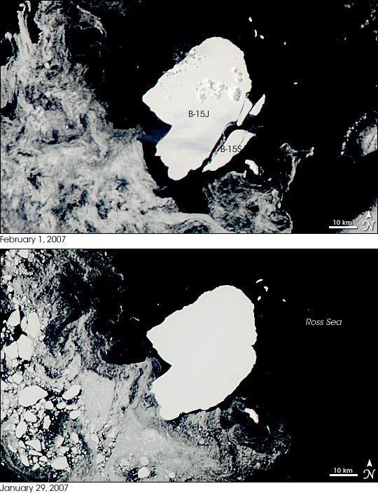 Ross Shelf Ice Sheet