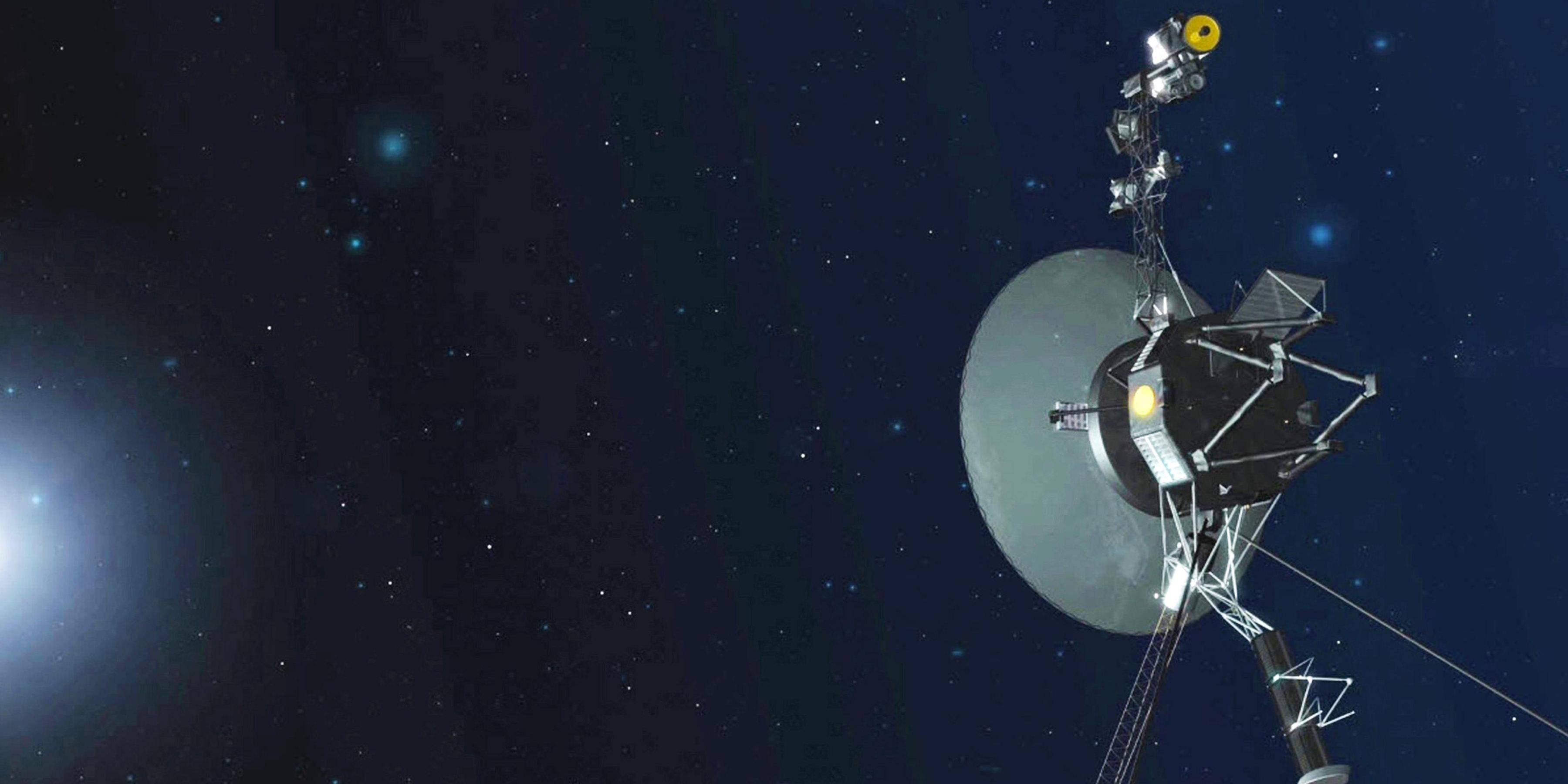 A Voyager Probe