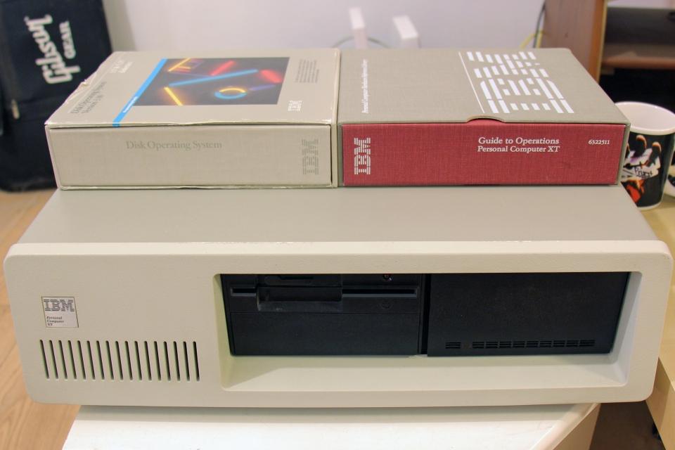 IBM XT 8088