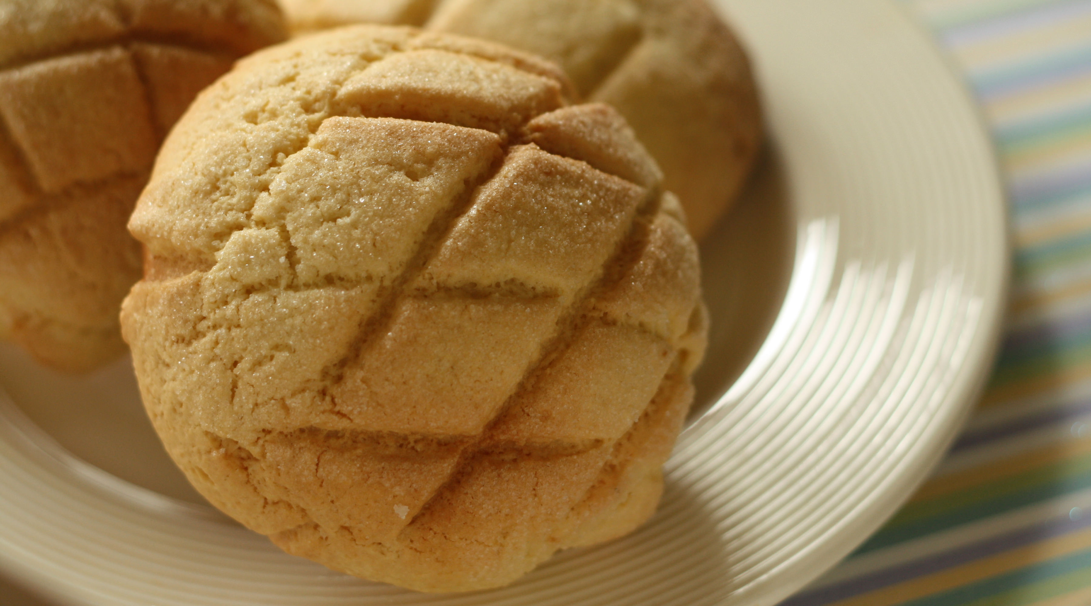 Perfect Melon Bread