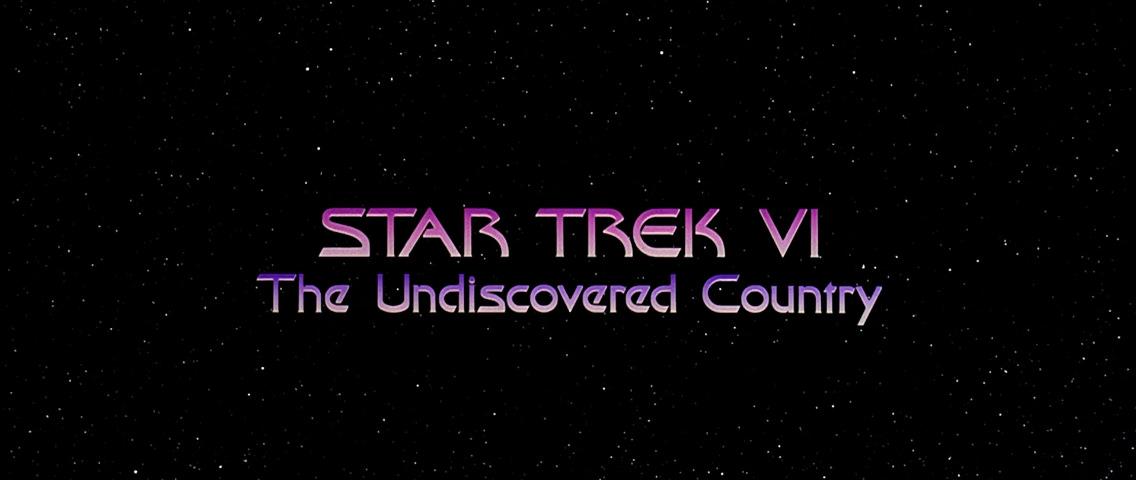 Star Trek VI - Opening Credits