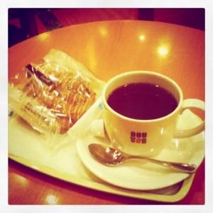 Doutor Coffee (Instagram)