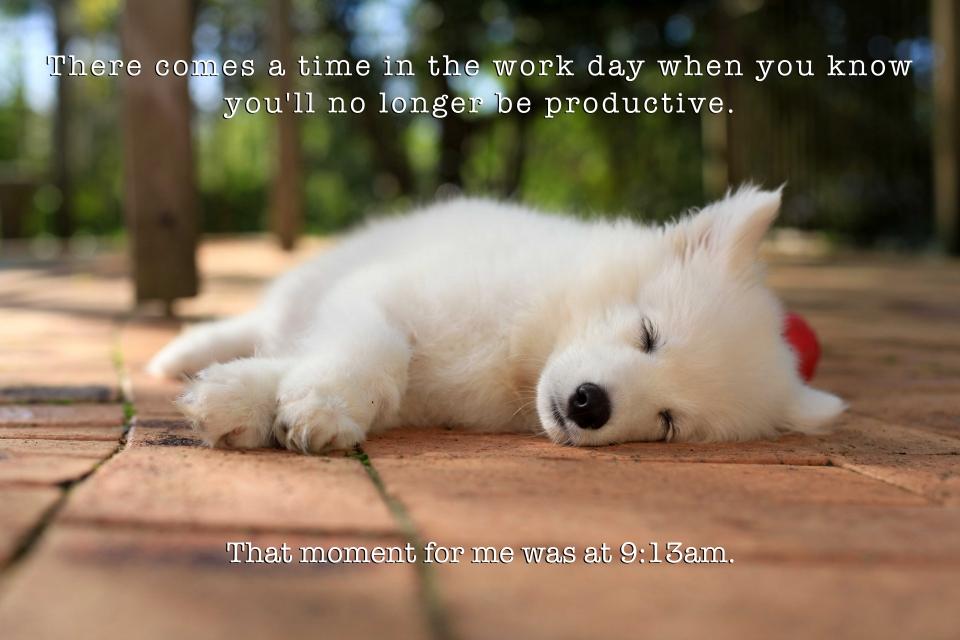 Non-Productive