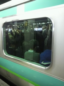 序盤戦 Joban Line (Beyond Capacity)