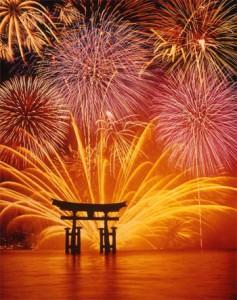 Fireworks in Hiroshima, Japan | 広島の花火です
