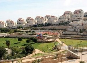 Illegal Israeli Settlements (Two)