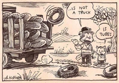 Not a Truck
