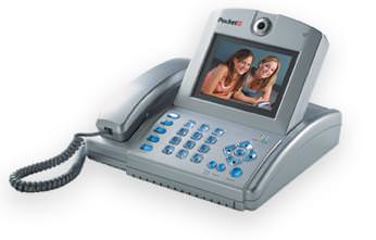 Packet8 DV326 Video Phone