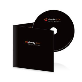 Ubuntu Server 9.04 Install CD