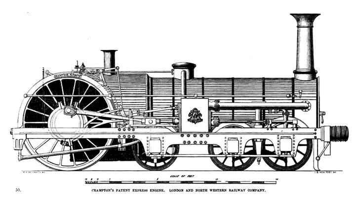 Locomotive Liverpool as displayed at the Great Exhibition 1851.png